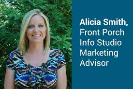 Meet the Front Porch team: Alicia Smith