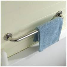 Towel holder Hand Towel Stainless Steel Wall Mounted Towel Rack Bathroom Storage Rail Shelf Holder Darazpk Towel Racks Warmers Online In Pakistan Darazpk
