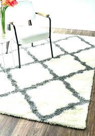 nuloom moroccan blythe area rug 8 x 10 grey jute natural round rugs trellis