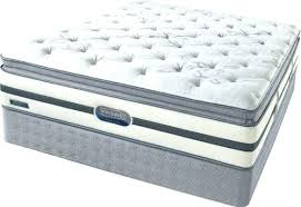 Simmons Beautyrest Recharge Plush Hybrid Mattress Pillowtop Set