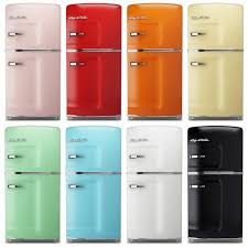 vintage refrigerator fridges the big chill retro appliances totally want one