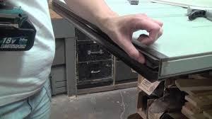 garage door bottom sealhow to replace a door bottom sweep screw in wrap around rafael