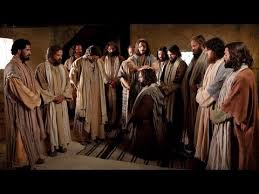 Image result for jesus sends out the 12