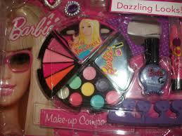 barbie makeup kit pretty fabulous