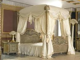 Canopy Bed Curtains Ideas Drapes Blackout Beds With Decorating ...