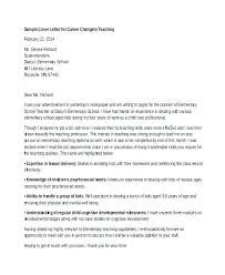 Sample Child Care Cover Letter Childcare Cover Letter Child Care
