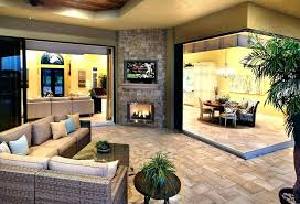 outdoor room plans small house plans with outdoor living space outdoor living space design remodeling contractors