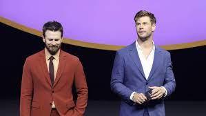 So lustig gratuliert Chris Hemsworth Kollege Chris Evans zum Geburtstag