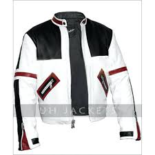 white leather jacket chaser box black and white er leather jacket white leather jacket womens uk