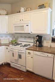 White Cabinet Paint To Match White Appliances