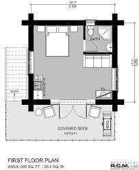 308 sq ft beach house
