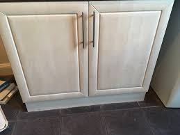 free kitchen doors and worktop perfect for kitting out garage or utility room
