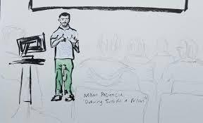 Symposium Day 3 More Rain Prison Inspiration Urban Sketchers
