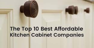 top 10 cabinet manufacturers. Reviews Best Cheap Kitchen Cabinets To Top 10 Cabinet Manufacturers