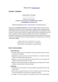 Resume Edge Resume Format For Sales Executive Choose Forklift Driver Resume 100