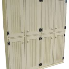 Sawdust furniture Upcycling Custom Double Door Lockers Lipstick And Sawdust Custom Mudroom Porch Furniture Page Sawdust City Custom