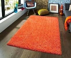 5x7 area rug orange pumpkin gy popcorn by furniture row capital one 5x7 area rug