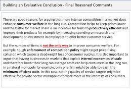 economics essay technique contestable markets   7