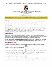 Resumefirefighter Resume Maintenance Stunninghter Paramedic Job