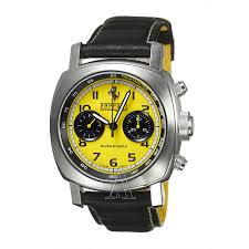 panerai ferrari granturismo fer00011 men s chronograph watch watches panerai men s ferrari granturismo chronograph watch