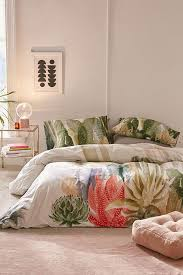 cactus scene duvet cover urban outfitters bedding uk as double bed size