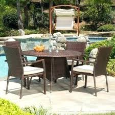 72 round patio table round outdoor dining table impressive round outdoor dining set round patio dining