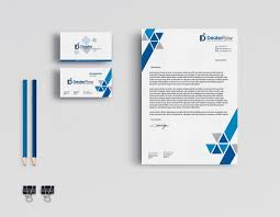 Stationery Letterhead Create Unique Business Card Stationery Letterhead And Envelopes Design