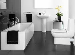 Innovative Bathroom Tile Design Ideas Black White And Small Magnificent Black Bathroom Tile Ideas