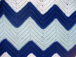 Zig Zag Crochet Pattern Adorable Crocheting A Zig Zag Afghan Wmperm For