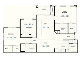 Amazing All|Floor Plans3 Bedroom Corporate