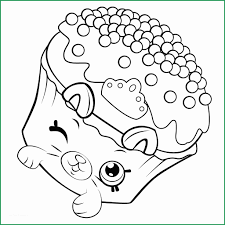Free Online Coloring Pages Cute Shopkins Coloring Pages Best
