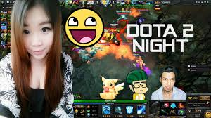 dota 2 night w gamer girl l ep 2 youtube