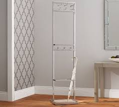 Entryway Coat Rack Madison Modern Coat Rack Pottery Barn 34