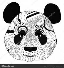 Kleurplaat Panda Voor Volwassenen Woyaoluinfo