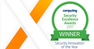 Security Innovation Intercept X Is The Security Innovation Of The Year Sophos News