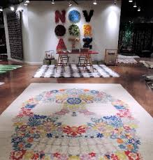 due to the success at high point fall market of a space dedicated to the inaugural novogratz by momeni collection the area rug maker leases an adjacent
