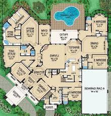 dream house plans. Dream Home Plans #3 House Plan 5445-00183 - Luxury Plan: 7,670 Square