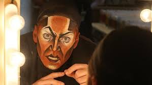 scar lion king makeup broadway photo 4