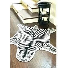 real zebra rug fake zebra skin rugs for south africa
