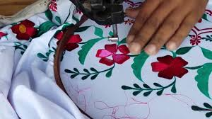 Machine Embroidery Designs For Bed Sheets Machine Embroidery Bed Sheet Designs How To Use Embroidery Patterns Ideas For Embroidery Design