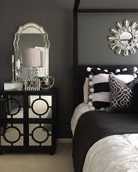 black furniture decor. Mirrored Furniture For Bedroom Black Design Inspiration A Master Decor
