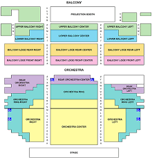 Mcnease Convention Center Seating Chart Abilene Opera Association Presents Messiah The Historic