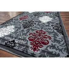 red black and gray area rugs red black and grey area rugs red black and