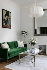 colored living room furniture. A Designer\u0027s Dramatic London Apartment In Georgian Town House. Green Velvet Sofa! Living Room Colored Furniture E