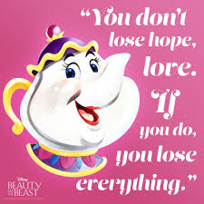 Beauty And The Beast Mrs Potts Quotes Best of Mrs PottsBeauty And The Beast Disney Pinterest Beast Beast
