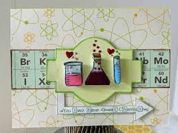 Chemistry Cover Page Designs Anniversary Chemistry Chemistry Projects Cards Crafts