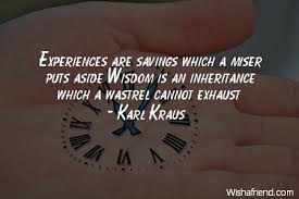 Experience Quotes Extraordinary Experience Quotes