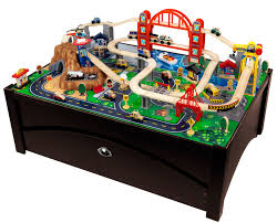 <b>Wooden Train</b> Sets - Walmart.com