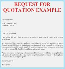 Request For Quotation Letter Doc Business Asking Format ...