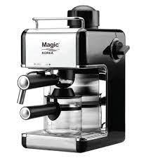 Máy Pha Cà Phê Tại Nhà Magic Korea A98 Espresso Coffee Maker - Hàng chính  hãng - Máy pha cà phê gia đình